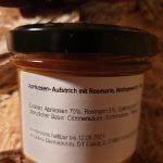 Aprikosen- Aufstrich mit Rosmarin