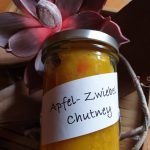 Apfel- Zwiebel- Chutney