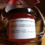 Roter Johannisbeer- Mango- Aufstrich