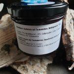 Heidelbeer- Aufstrich mit Tonkabohne