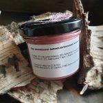 Roter Johannisbeeren- Aufstrich mit Kokosmilch
