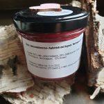 Roter Johannisbeeren- Aufstrich mit Ingwer