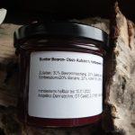 Bunter Beeren- Obst- Aufstrich