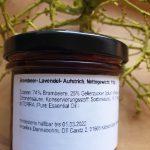 Brombeer- Lavendel- Aufstrich