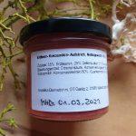 Erdbeer- Kokosmilch- Aufstrich