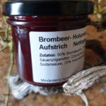 Brombeer- Holunderblüten- Aufstrich